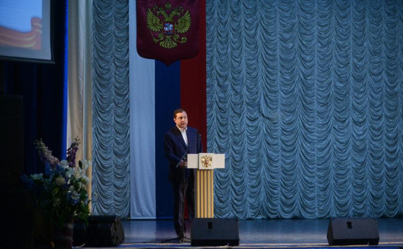 А.В. Островский поддержал инициативу ТОСов