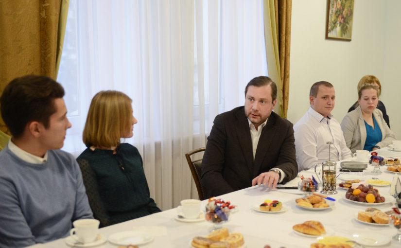 Региональный материнский капитал при поддержке Алексея Островского
