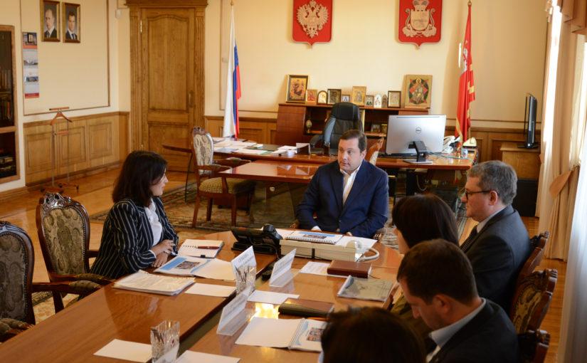 Губернатор Алексей Островский присоединится к проекту «Море добра»
