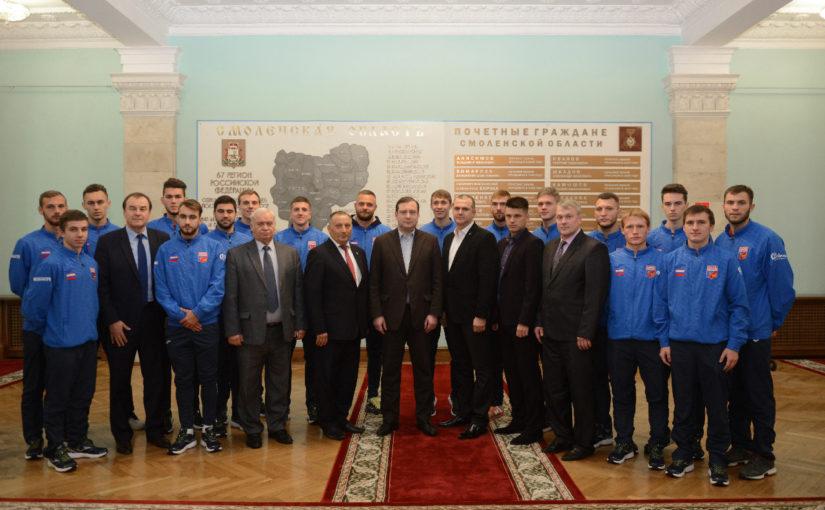 Смоленские футболисты выступят на Чемпионате мира по футболу среди студентов в Китае