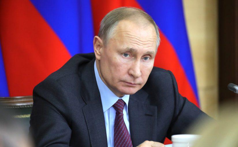 Путин поручил к 1 марта представить предложения о выплатах для ветеранов Великой Отечественной войны