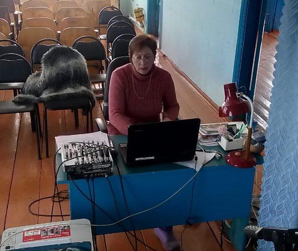 Работа учреждений культуры Ершичского района в период временной самоизоляции