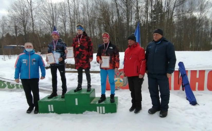 6 марта в с. Ершичи прошли  областные соревнования по лыжным гонкам, посвященные памяти А.Тимошенкова.