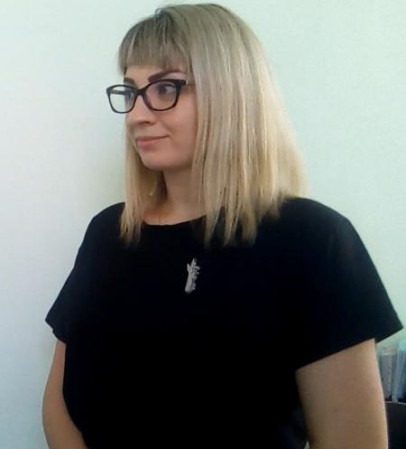 Юлия Гончарова – специалист отдела строительства и ЖКХ, общественный наблюдатель
