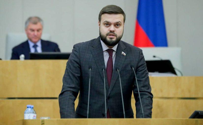 Артём Туров продолжит представлять интересы смолян в Государственной Думе