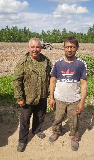 Встречаем день работников сельского хозяйства